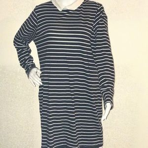 Forever 21 Plus Size Women's Striped Dress